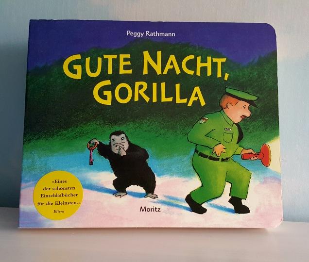 Gute Nacht Gorilla