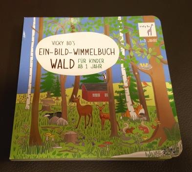 wimmelbuch wald