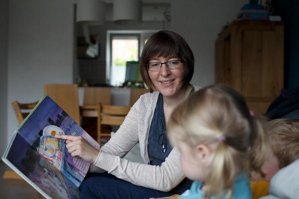 Mama liest vor_Daniela Krause