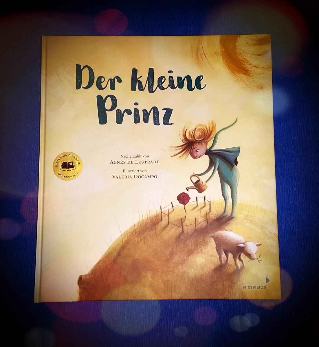 Der kleine Prinz_Mixtvision_Mama liest vor